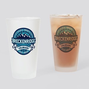 Breckenridge Ice Drinking Glass