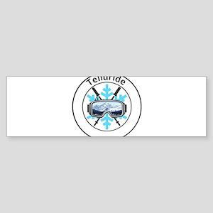 Telluride Ski Resort - Telluride Bumper Sticker