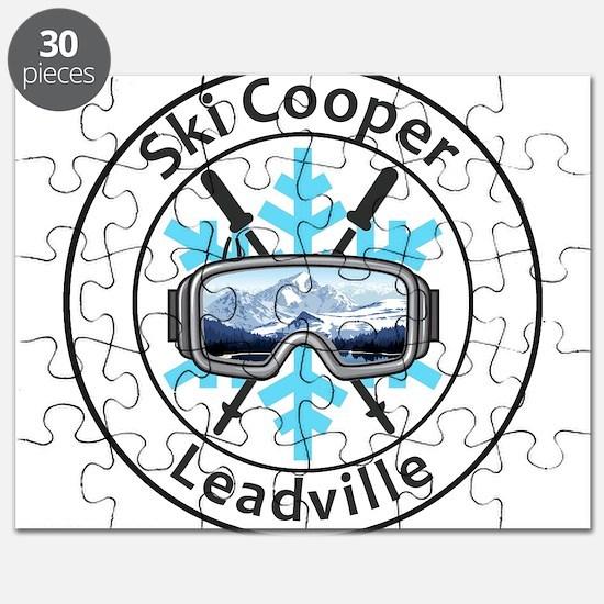 Ski Cooper - Leadville - Colorado Puzzle