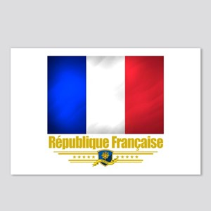 French Pride Postcards (Package of 8)