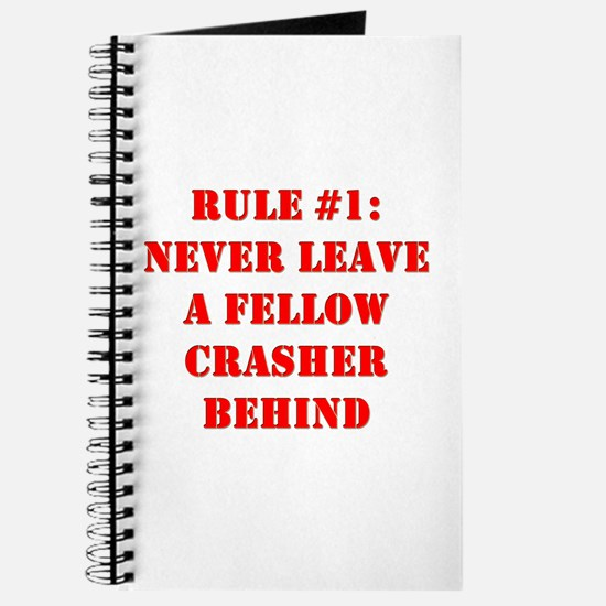 Crashing Rule #1 Journal