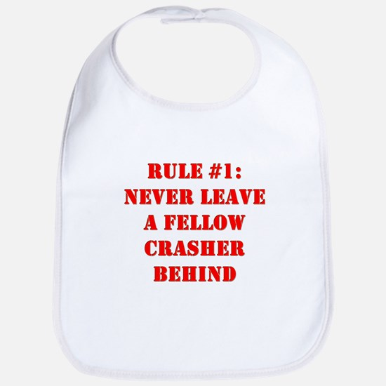 Crashing Rule #1 Bib