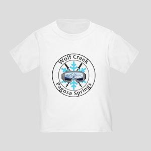 Wolf Creek Ski Area - Pagosa Springs - C T-Shirt