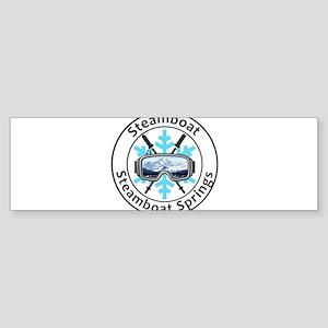 Steamboat Ski Resort - Steamboat Bumper Sticker