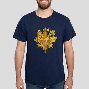 French Emblem Dark T-Shirt