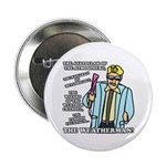 """The Weatherman 2.25"""" Button (100 pack)"""
