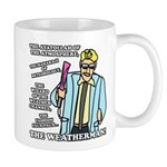 The Weatherman Mug