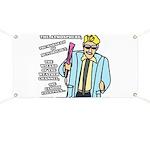 The Weatherman Banner