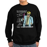 The Weatherman Sweatshirt (dark)