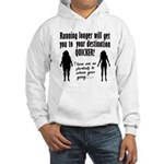 Iron Bitch Hooded Sweatshirt
