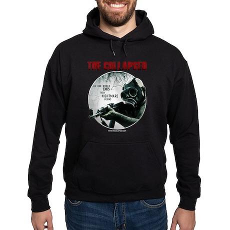The Collapsed Hoodie (dark)