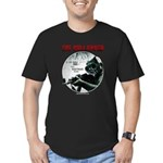 The Collapsed Men's Fitted T-Shirt (dark)