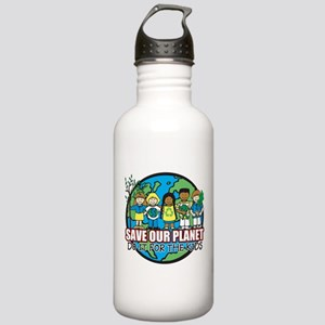 Save Our Planet Stainless Water Bottle 1.0L