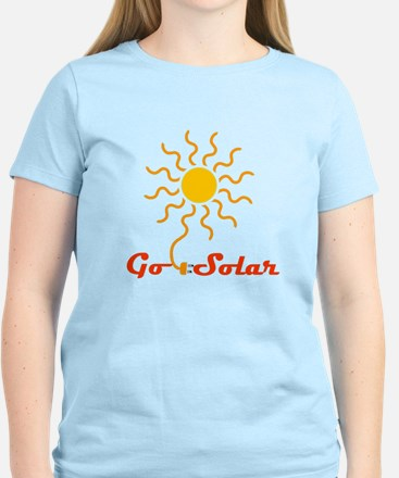 Go Solar Women's Light T-Shirt