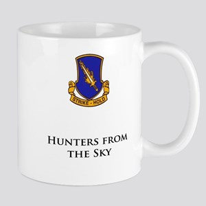 504- Hunters from the Sky Mug