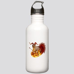 Krampus Squirrel Stainless Water Bottle 1.0L