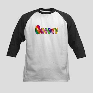 GROOVY Kids Baseball Jersey