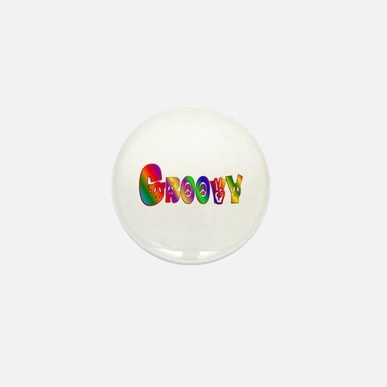 GROOVY Mini Button