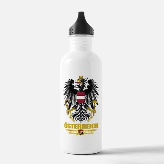 Osterreich COA Water Bottle