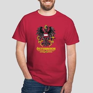 Osterreich COA Dark T-Shirt
