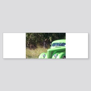 car Sticker (Bumper)