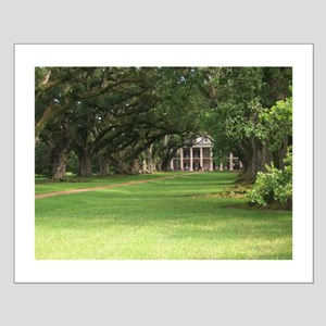 Plantation House Small Poster