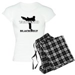 TaeKwonDo Black Belt Women's Light Pajamas