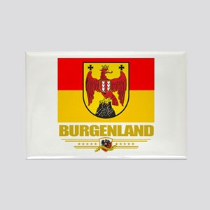 Burgenland Rectangle Magnet