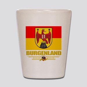 Burgenland Shot Glass