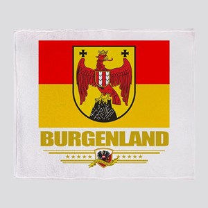 Burgenland Throw Blanket