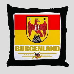 Burgenland Throw Pillow