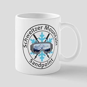 Schweitzer Mountain - Sandpoint - Idaho Mugs