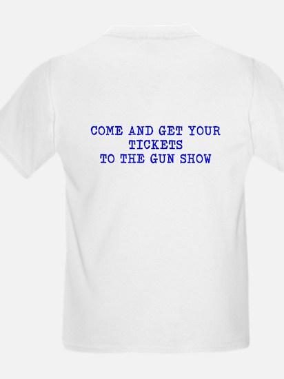 Kids gun show T-Shirt