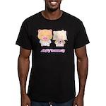 wedding Men's Fitted T-Shirt (dark)