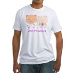 wedding Fitted T-Shirt