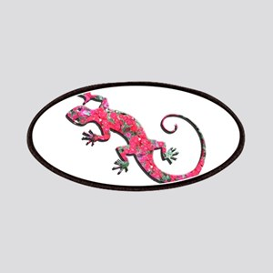 Pink Rose Gecko Patches