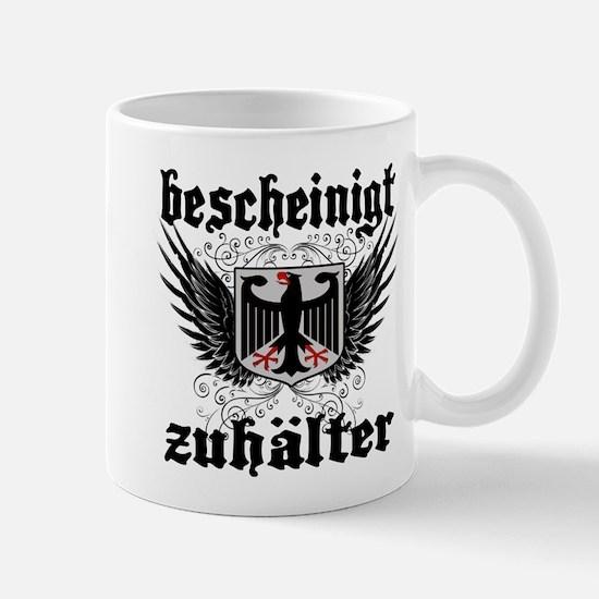 Deutschland -- T-Shirt Mug