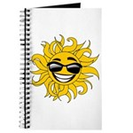 Smiley Face Sun Journal