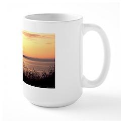 Pondering - Large Mug