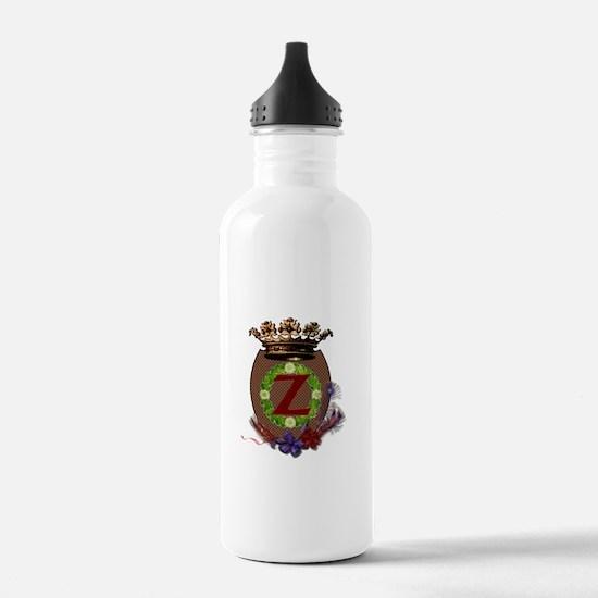 Z Crest Water Bottle