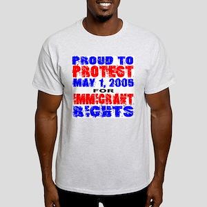May 1st, 2006 Ash Grey T-Shirt