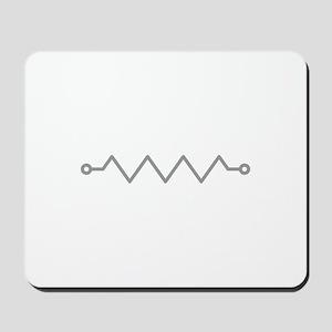 Resistor Mousepad