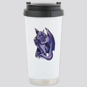 Gargoyle Tattoo Stainless Steel Travel Mug
