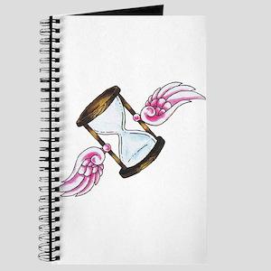Time Flies Tattoo Journal
