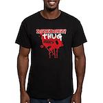 Internet Thug 2.0 Men's Fitted T-Shirt (dark)