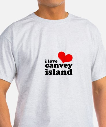 i love canvey island T-Shirt