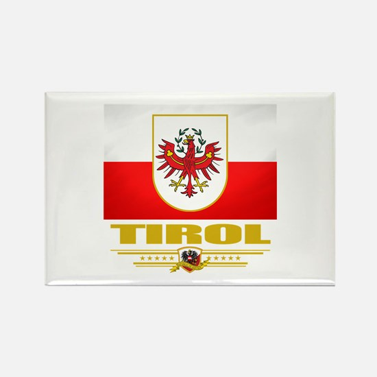 Tirol Rectangle Magnet