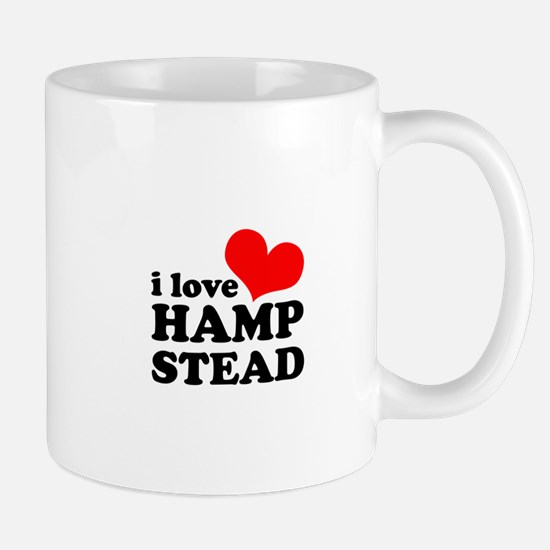i love hampstead Mug