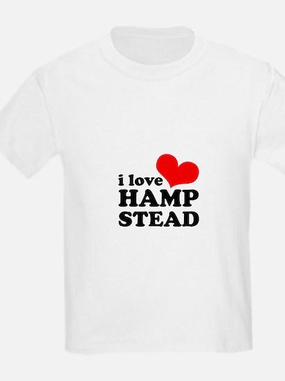 i love hampstead T-Shirt