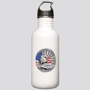9/11 Stainless Water Bottle 1.0L